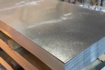 Оцинкованное железо: изготовление и область применения